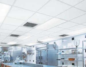 Ceiling And Grid Systems On GSA Schedule GSA Ceiling Tile - Armstrong cleanroom ceiling tiles